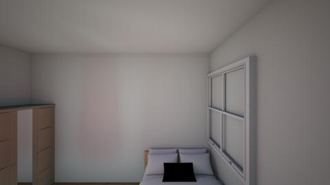 Dream bed room no pintu - Bedroom  - by Bima_7wellington