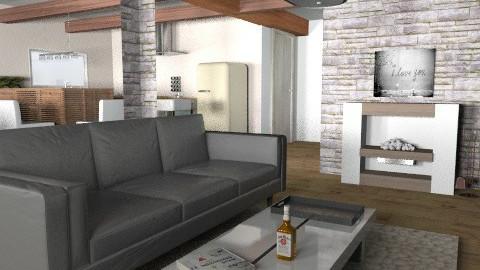samoranovo1 - Country - Living room  - by nikolov_ivaylo