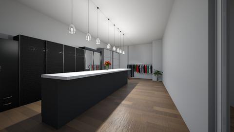 Closet design - by L farmer