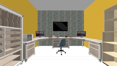 Colorful Office - Office - by CCPL513