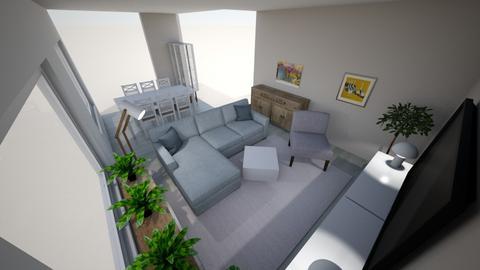 Paivin olkkari - Living room  - by rkylatie
