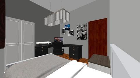 KamarAsik - Bedroom  - by NgabNgabNgab