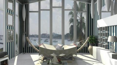 Sit III - Modern - Living room - by APInteriors