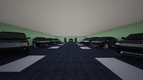 garage - by bob12356789