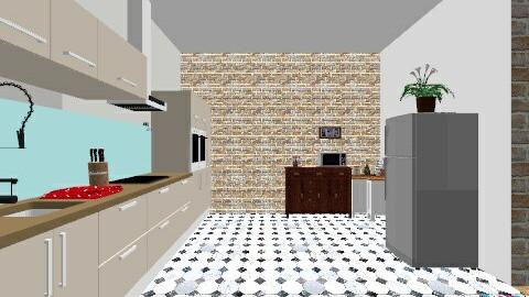 my home - Minimal - Kitchen  - by yunet