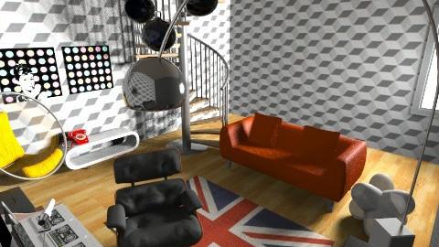 studio basement43 - Minimal - Office  - by deedy saleh