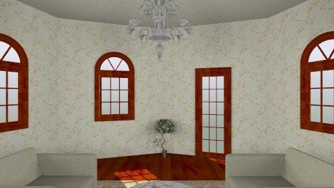 Elegance Meeting Room - Vintage - Living room  - by 7starfall