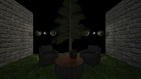 Outdoor Comfort - Modern - Garden  - by WibbleWobble