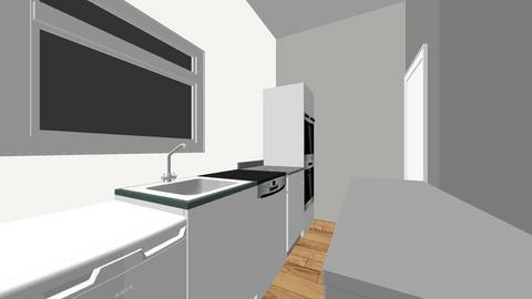 k 1 - Kitchen - by chlocobutton