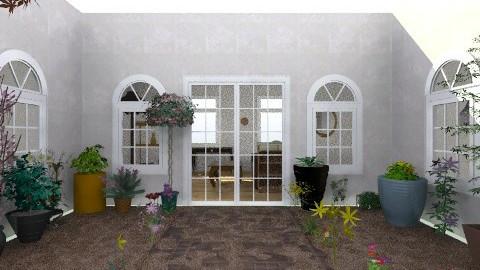 patio - Retro - by helindir