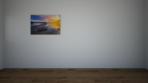 Living room not done - Modern - Living room  - by Alexis Van Eps