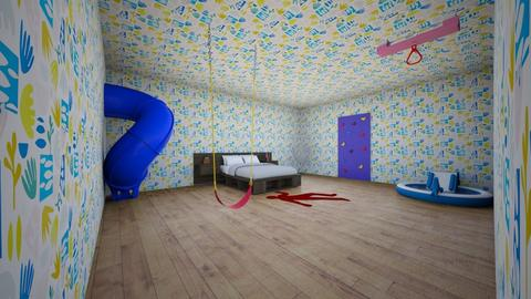 chaos at its best  - Bedroom  - by iamwellandgood