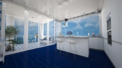 Marinette - Kitchen  - by denizoden