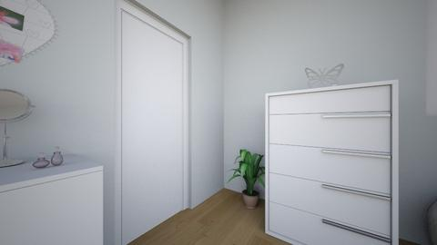 FCS room - Modern - Bedroom  - by anel4688