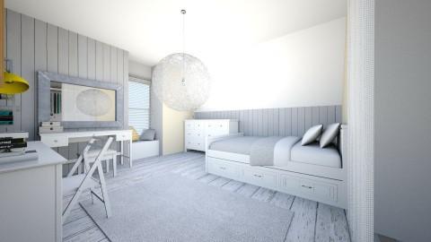 baby bedroom - Eclectic - Kids room  - by agnieszka_giez