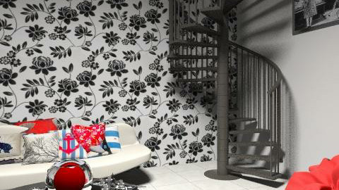 bella - Glamour - Living room  - by gobin