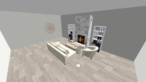 First Living Room - Modern - Living room  - by AAD_Dancer