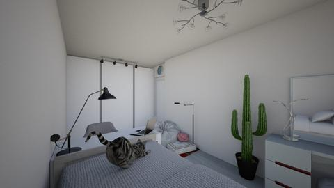 Jugendzimmer Viki - Bedroom - by Viktoria_ladyPuk