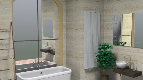 Hannah a - Classic - Bathroom - by FRANKHAM