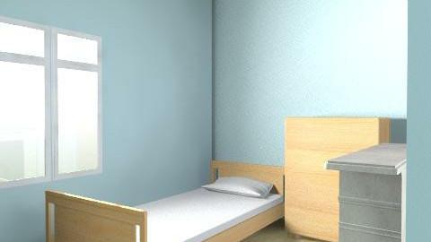 George Bedroom  - Vintage - Bedroom  - by grossouw