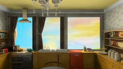 Kitchen 2 - Kitchen - by eleanorkk