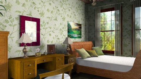 Normandie - Classic - Bedroom  - by milyca8