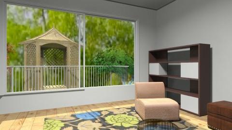 sarafan - Vintage - Living room  - by jazzmineherzig