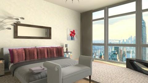 bedroom - Classic - Bedroom - by mayaya1601