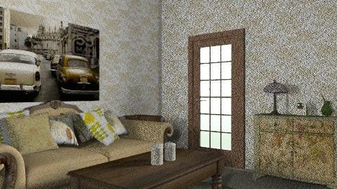 vintage - Vintage - Living room  - by misslynn170