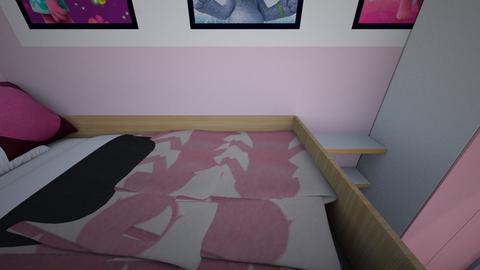 Namiya - Bedroom - by mishkamshka