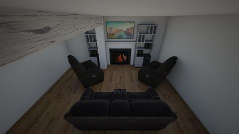 Family Room - by MikeJames