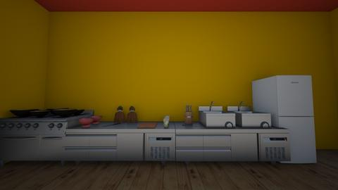 arthuro - Eclectic - Kitchen  - by arthuroc