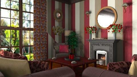 Home - Rustic - Living room - by deleted_1519128424_HeatherInWonderl