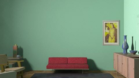 Vive L'Espange - Retro - Living room  - by lolikawaii
