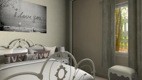 BED - by stephaniekava