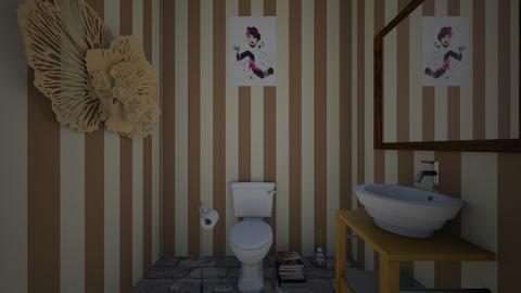 Bathroom  - Bathroom  - by RoseRouge888