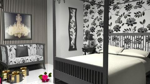 Surprise, surprise :) - Eclectic - Bedroom  - by Theadora
