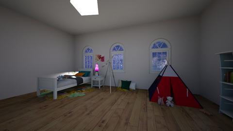 Kids play - Bedroom  - by NGU0008
