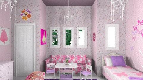 Alexis - Minimal - Kids room  - by KarolinaZ