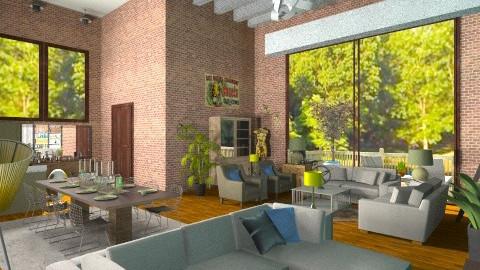 loft - Minimal - Office  - by mywishlr