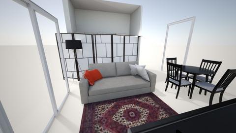 007 - Living room  - by jackingham