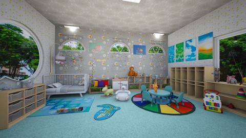 Asilo Nido - Kids room  - by Sara87