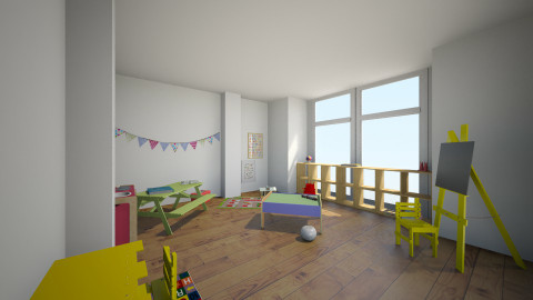 Kids Playroom - Kids room - by ElsaofDesign