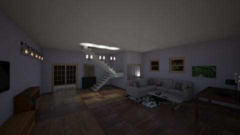 Chill - Modern - Living room  - by Lol a bit