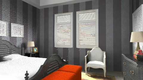 Listras - Eclectic - Bedroom  - by PFrate