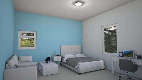 MyRoom_NoaJones - Bedroom  - by Noa Jones