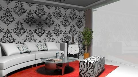 Glamour art - Glamour - Living room - by sahfs