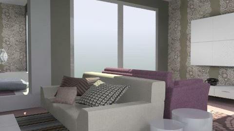 minimal - Minimal - Living room - by chania