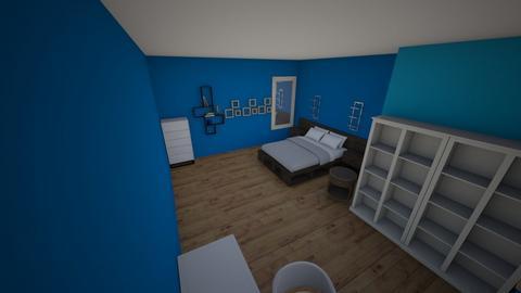 habitacion adolecente - Modern - Bedroom  - by norzeuz