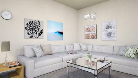 Cozzy Living Room - Living room  - by josh_mac